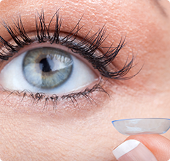 How to Care for Your Contact Lenses
