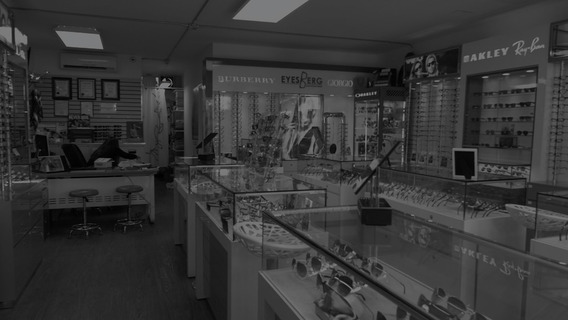 Eyesberg Optical Services Vancouver